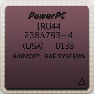 RAD750 radiation-hardened computer