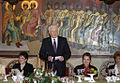 RIAN archive 888937 Russian president Boris Yeltsin attends festive event on the occasion of International Women's Day, March 8.jpg