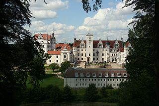 Boitzenburger Land Place in Brandenburg, Germany