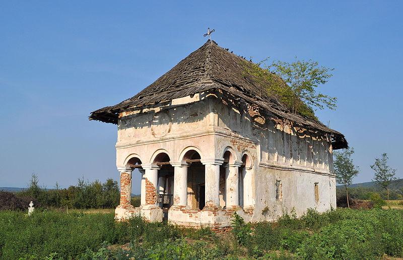 File:RO GJ Biserica Sfantul Ioan din Cojani (35).JPG