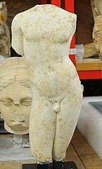 Statuette de jeune dieu ou héros Ra 138