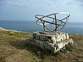 Radar memorial at St Aldhelm's Head - geograph.org.uk - 1625814.jpg