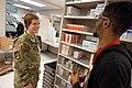 Rader Clinic unveils MedSafe to protect prescription drug beneficiaries 150329-A-DZ999-281.jpg