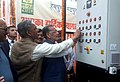 Radha Mohan Singh inaugurating a seed processing plant of National Seeds Corporation (NSC) at Govind Ballabh Pant University of Agriculture & Technology, in Pantnagar, Uttarakhand.jpg