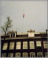 Radio Octaaf Amsterdam mast in de Czaar Peterstraat.jpg