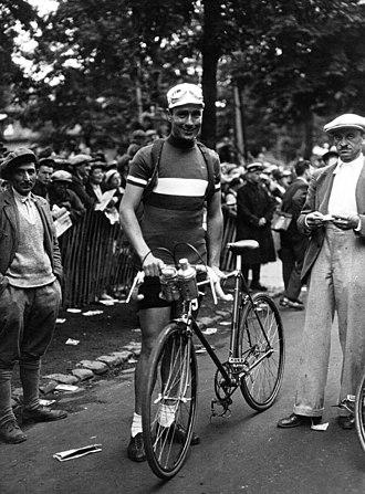 Raffaele di Paco - Image: Raffaele Di Paco Tour de France 1932