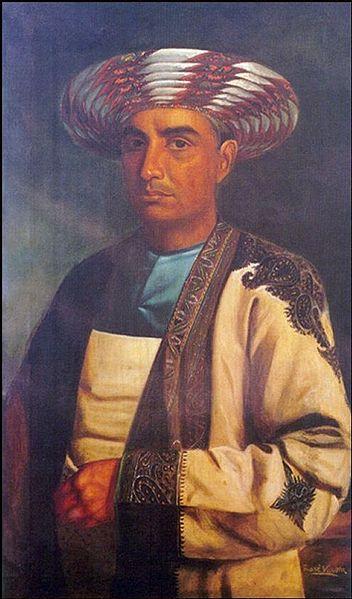 File:Raja Ravi Varma, Nobleman from Central India.jpg