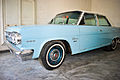 Rambler Classic 550-side view in Vintage & Classic Car Collection Museum, Udaipur.jpg