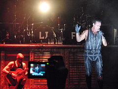 Rammstein playing Fruhling in Paris(BBK Live 2010 Bilbao).jpg