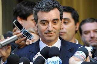 Florencio Randazzo Argentine politician