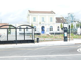 Image illustrative de l'article Gare de Rang-du-Fliers - Verton