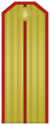 Rank insignia of Офицерски кандидат of the Bulgarian Army.png