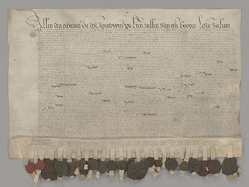 Ratificatie van de Pacificatie van Gent NL-HaNA 3.01.04.03 26