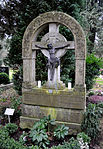 Ravensburg Hauptfriedhof Grabmal Schnell - Scheible img02.jpg