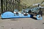 Rear fuselage of Messerschmitt Bf110F-2-Trop 'LN+AR' (38763551742).jpg