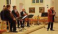 Recke St Dionysius Giora Feidman Rastrelli Cello Quartett Klezmer Bridges 01.JPG