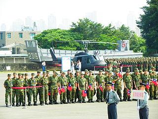 Conscription in Taiwan