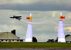 Red Bull Air Race na Inglaterra