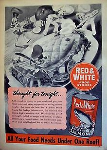 Red Amp White Food Stores Wikipedia
