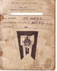 Submarine Warfare insignia - Wikipedia