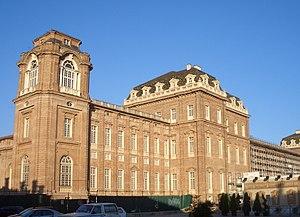 Palace of Venaria - Image: Reggia di Venaria Reale Belvedere e Padiglione Garove