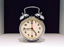 mejor servicio ceada cc64a Reloj despertador - Wikipedia, la enciclopedia libre