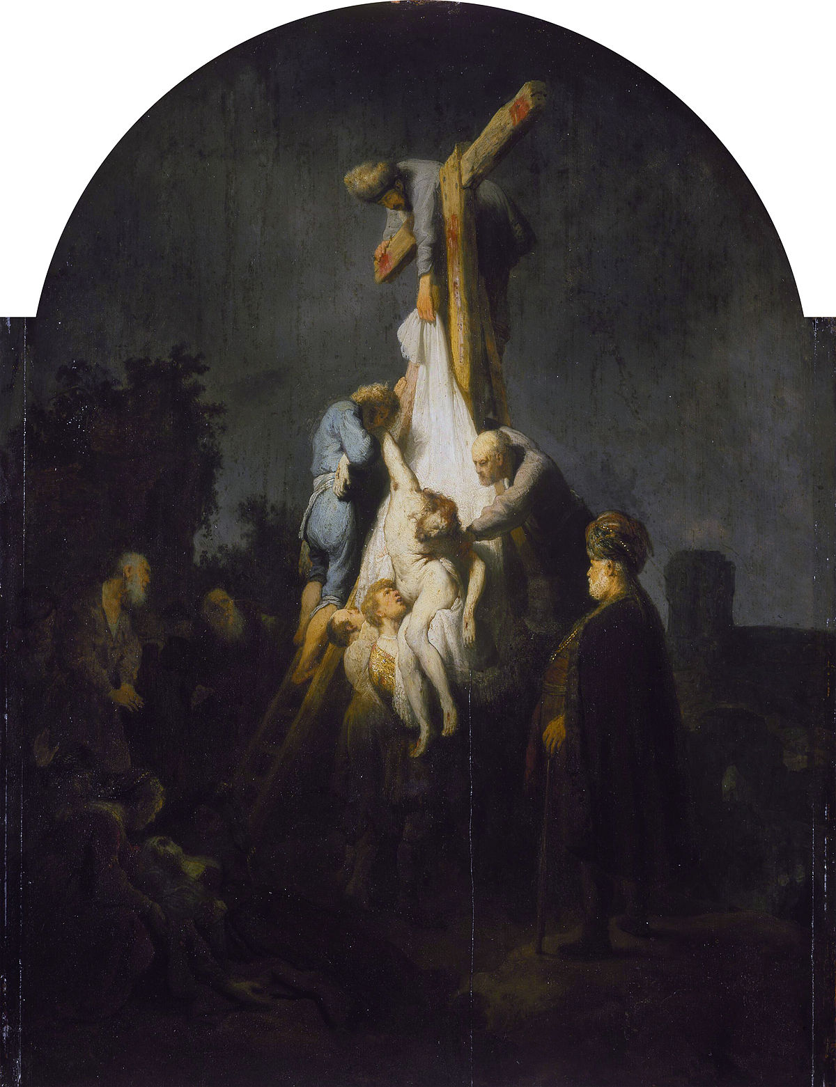 The Descent from the Cross (Rembrandt, 1633) - Wikipedia