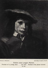 Rembrandt follower - Portrait of a Young Man.jpg
