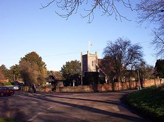 Remenham Human settlement in England