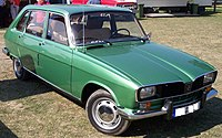 Renault 16 TL (green), front right.jpg