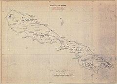 Остров Реннелл Му Нггава 1968 100K sketch map.jpg