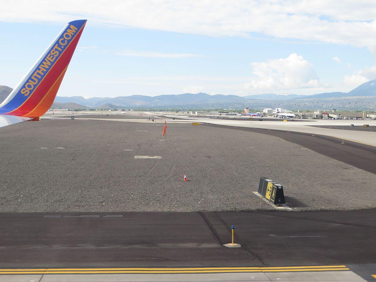 Reno International Airport Car Rental