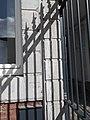Repères de crue de 1880, 1910 et 1926 de la cour du Château Cockerill.jpg