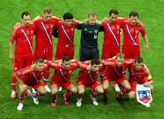 Russia national football team - Wikipedia