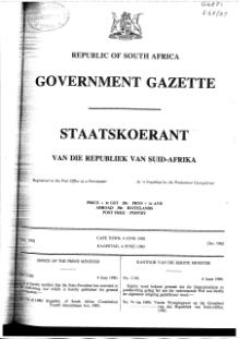 Republic of South Africa Constitution Fourth Amendment Act 1980.djvu