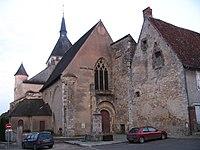 Reuilly, Indre - Église Saint-Denis - 2.jpg