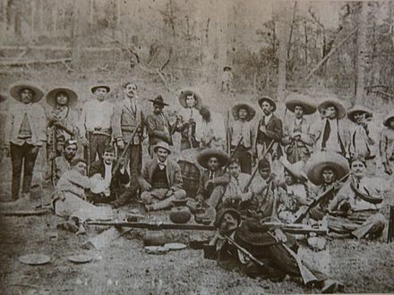Group of revolutionaries from Tabasco Revolucionarios tabasquenos.jpg
