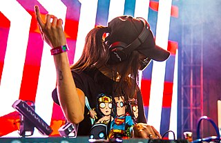 Rezz Canadian DJ and record producer