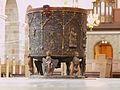 Ribe Domkirke baptismal font E.jpg