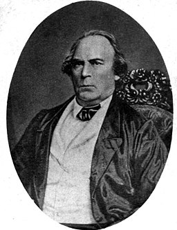 Richard Keith Call, former territorial governor of Florida