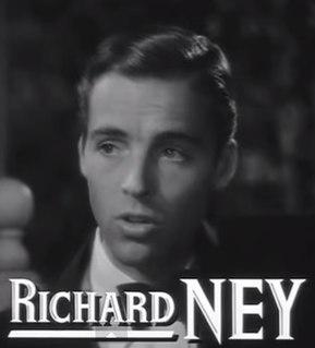 Richard Ney American actor