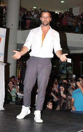 Ricky Martin videography - Ricky Martin in Sydney
