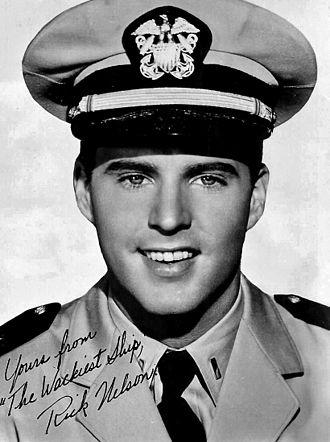 Ricky Nelson - Nelson publicity photo, 1960