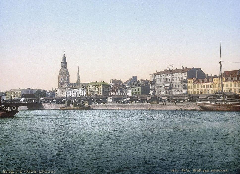Riga Panorama 1890-1900
