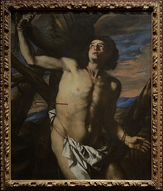 John and Mable Ringling Museum of Art - Image: Ringling Museum Saint Sebastian Florida