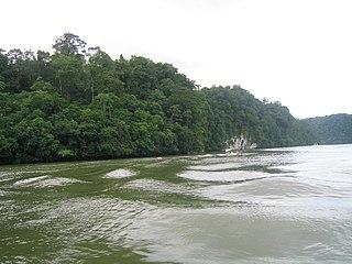 Dulce River (Guatemala) river in Guatemala