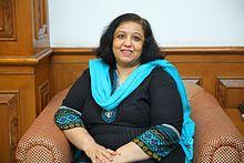 Ritu Lalit in 2015