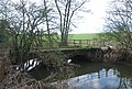 River Divelish running under Blackwater Bridge - geograph.org.uk - 669189.jpg