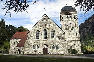 Rjukan - Rjukan Church