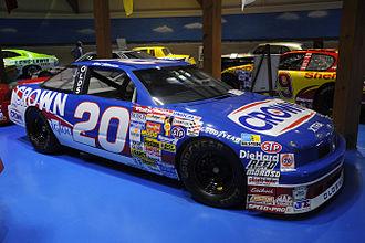 1990 NASCAR Winston Cup Series - Rob Moroso's 1990 Oldsmobile